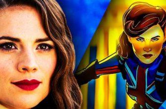 Раскрыта роль Пегги Картер в сериале Marvel «Что, если...?»