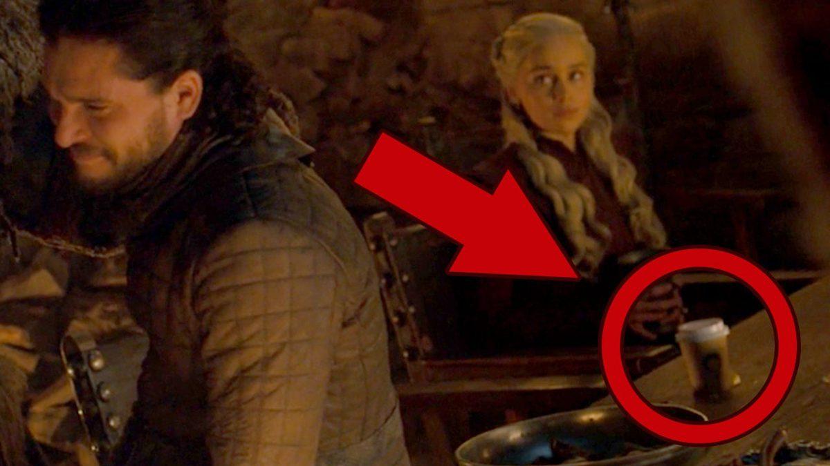 Эмилия Кларк раскрыла, кто оставил стаканчик кофе на съемках «Игры престолов»
