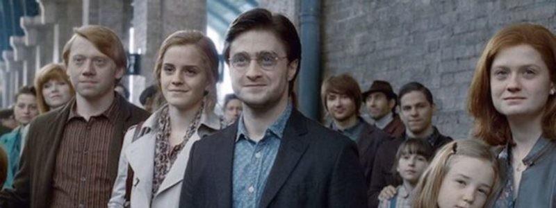 Актеры «Гарри Поттера» случайно встретились перед просмотром фильма
