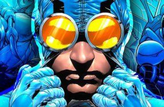 Новый фильм DC «Синий жук» выйдет сразу онлайн