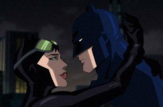 Раскрыта вырезанная сцена секса Бэтмена и Женщины-кошки в «Харли Квинн»