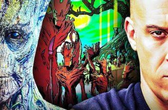 Вин Дизель тизерит планету в «Стражах галактики 3»