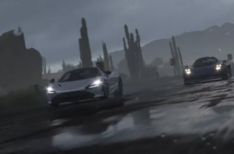Дата выхода и трейлер Forza Horizon 5