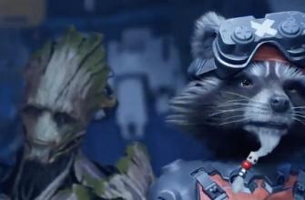 Анонс и дата выхода Guardians of the Galaxy - игра про Стражей галактики
