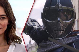 Ольга Куриленко хочет вернуться к Таскмастеру в киновселенной Marvel