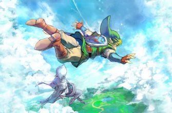 Короткое мнение о The Legend of Zelda: Skyward Sword HD. Достойный ремастер