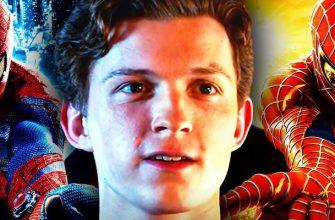 Постеры «Человека-паука 3: Нет пути домой» появились в кинотеатрах. Они ненастоящие