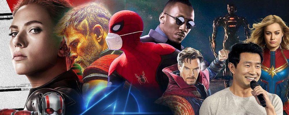 Уже два года не выходят фильмы Marvel