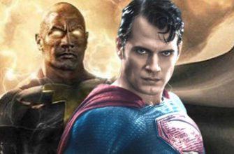 Дуэйн Джонсон раскрыл, чем отличается Черный Адам от Супермена