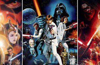 В каком порядке смотреть фильмы «Звездные войны»: в хронологии и по дате выхода