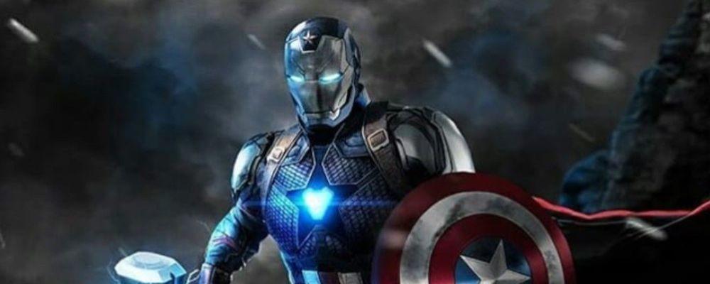 Раскрыто, почему Стив Роджерс носит костюм Железного человека в «Что, если...?»