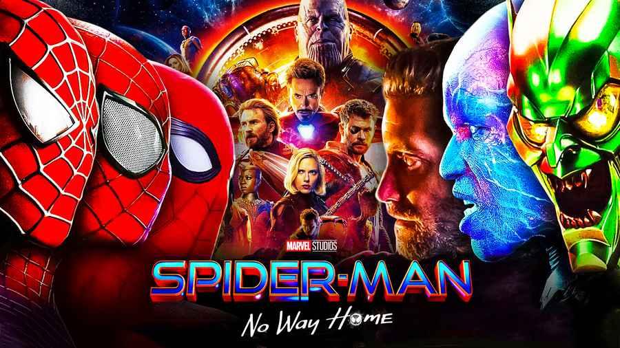 Хронометраж фильма «Человек-паук: Нет пути домой» длиннее «Мстителей: Война бесконечности»