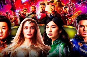 Фильм «Вечные» окажет большое влияние на киновселенную Marvel