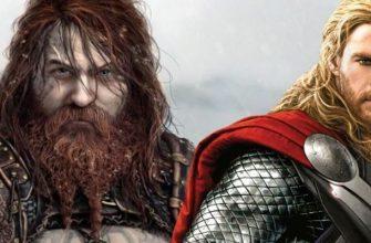 Объяснено, почему Тор из God of War Ragnarok выглядит не как в фильмах Marvel