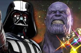 Дарт Вейдер против Таноса - кто сильнее в комиксах