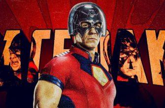 Первые кадры сериала «Миротворец» от DC