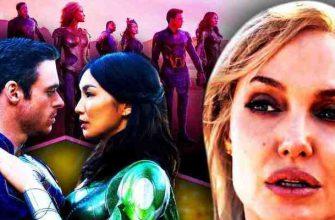 Раскрыт возрастной рейтинг фильма «Вечные» от Marvel
