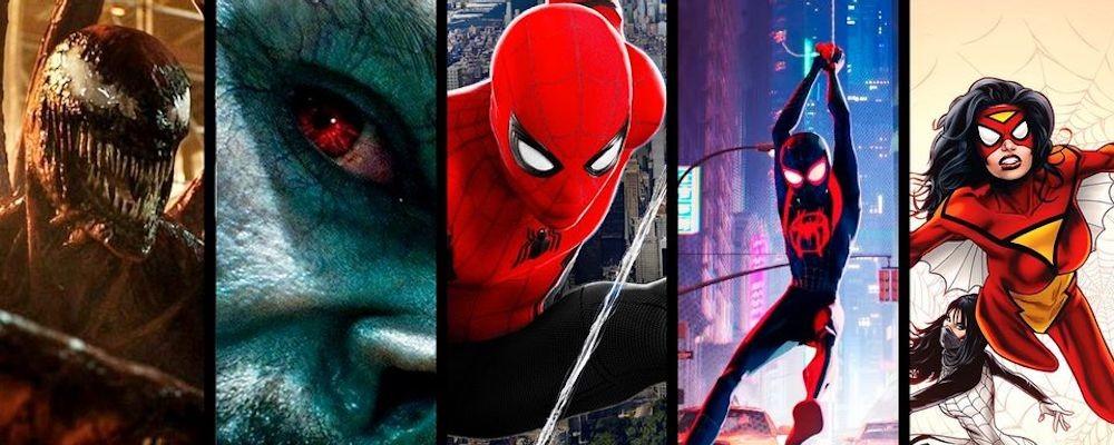 Все фильмы «Вселенной Человека-паука» в разработке: «Морбиус», «Шелк» и не только