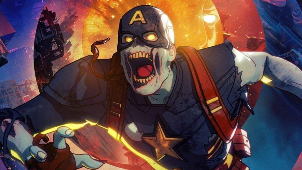 Marvel представят зомби с живом исполнении в MCU