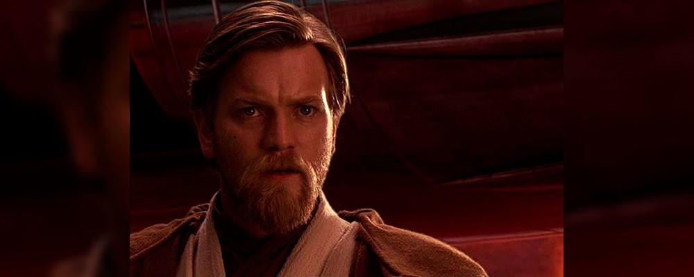 Появился новый взгляд на логотип сериала «Оби-Ван Кеноби»