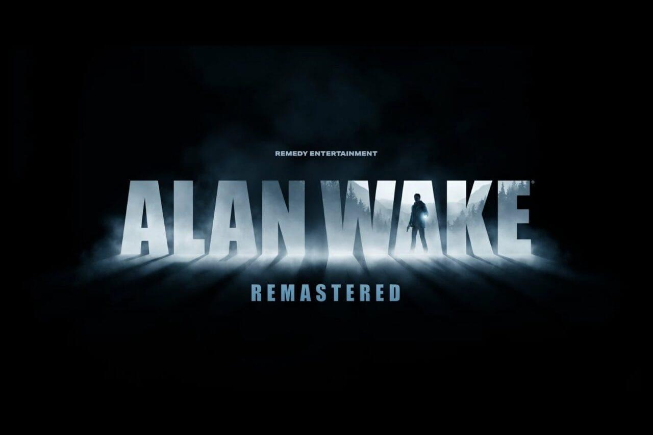 Ремастер Alan Wake официально выйдет осенью