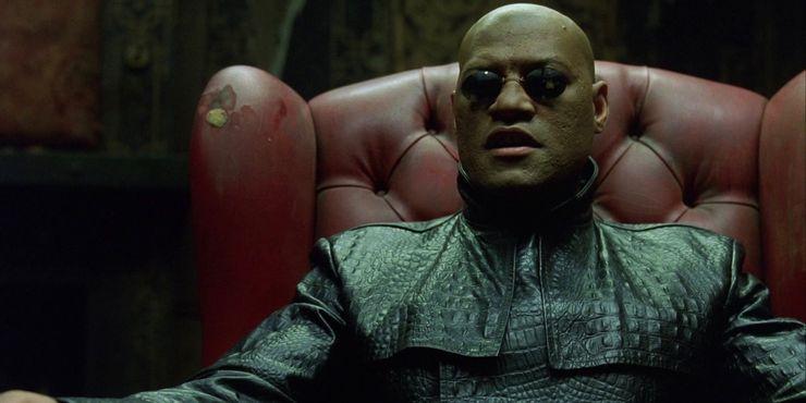 Каким образом молодой Морфеус появится в «Матрице 4: Воскрешение»