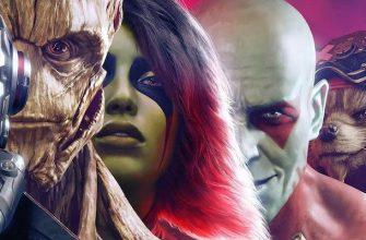 Трейлер выхода «Стражей галактики Marvel» тизерит Адама Уорлока