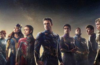 Сборы фильма «Вечные» могут обойти «Венома 2»
