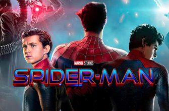 Раскрыта дата выхода 2 трейлера фильма «Человек-паук: Нет пути домой» - он будет последним