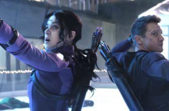 Marvel показали второй трейлер сериала «Соколиный глаз»