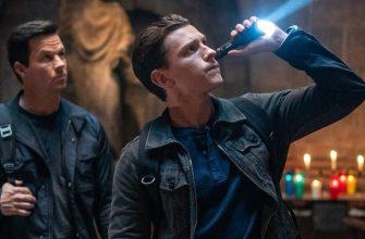 Раскрыта дата выхода трейлер экранизации Uncharted с Томом Холландом