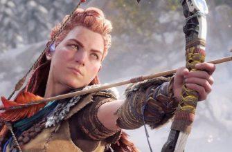 Новый геймплей и детали «Horizon: Запретный Запад»