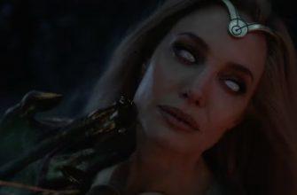 Новый трейлер блокбастера «Вечные» набит красивыми сценами