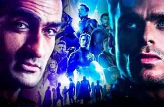 Раскрыто, как «Вечные» изменят киновселенную Marvel