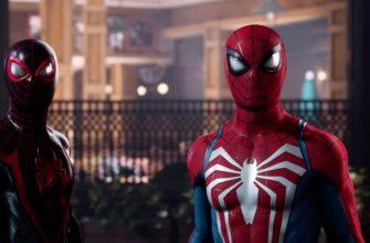 Утекли детали геймплея Marvel's Spider-Man 2 для PS5