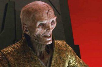 Сноук может вернуться в сериале «Звездные войны»