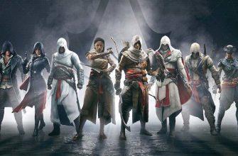 Утечка. Новые детали Assassin's Creed Infinity