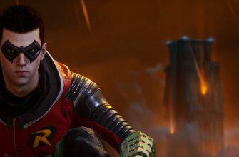 Новый трейлер игры «Рыцари Готэма» с DC FanDome 2021
