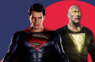 Дуэйн Джонсон тизерит, что Черный Адам убил Супермена в DCEU