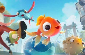 Обзор игры I Am Fish - станьте рыбой